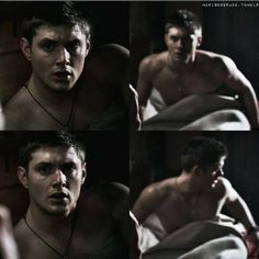 """Lori:""""Put a shirt on,and let's get going,Winchester.We got some hunting to do"""""""