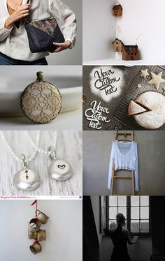 A little House by Irit on Etsy--Pinned with TreasuryPin.com