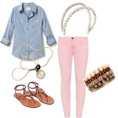 so I need some baggy button downs pastel bottom and some leggings I'm thinking...