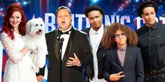 Diversity? Paul Potts? Vote now!​