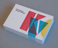 Designspiration — Kerr Vernon Graphic Design : Lovely Stationery . Curating the very best of stationery design