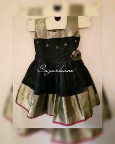 c566f8507729 Kids Ethnic Wear, Kids Indian Wear, Baby Girl Dresses, Cute Dresses, Girl