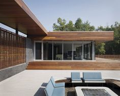 Hufft Projects | Curved House in Springfield, Missouri.