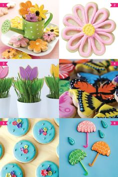 cookie ideas for spring