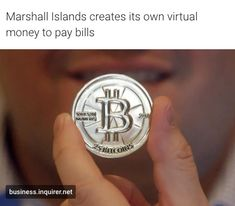 The World's First Digital Legal Tender Issued by the Sovereign Nation Legal Tender, Marshall Islands, The Republic, Cryptocurrency, High Hopes, Latest Updates, Money, Digital, Community