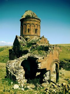 Ani is an ancient Armenian city but today it is located on the territory of Turkey. Founded over 1600 years ago it became the capital of the Armenian Kingdom of Ani.