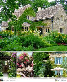 Cottages + Bungalows