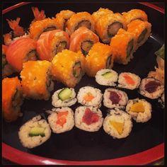 Omdat je minder leuke dingen meteen met leuke dingen moet compenseren... vind ik dan. ;-) #eten