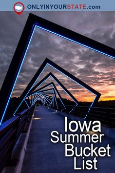 Travel iowa attractions usa summer bucket list things to do day trips beaut Weekend Trips, Weekend Getaways, Day Trips, Vacation Destinations, Vacation Spots, Disney Vacations, Vacation Ideas, Places To Travel, Places To Visit