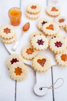 Biscuits de Noel Sablés fourrés à la confiture Best Picture For dinner recipe indian For Your Taste You are looking for something, and it is going to tell you exactly what you are looking for, and you didn't find that picture.
