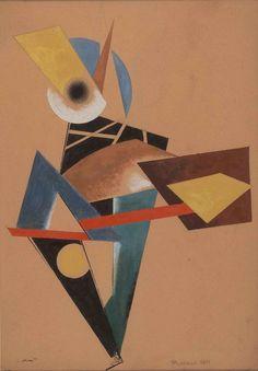 Alexander Rodchenko, Russian artist, sculptor, photographer & graphic designer, was one of the founders of Constructivism & Russian design. He was married to the artist Varvara Stepanova. Alexander Rodchenko, Modern Art, Contemporary Art, Cuadros Diy, Russian Constructivism, Russian Art, Geometric Art, Altered Art, Abstract Art