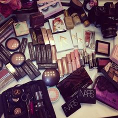 makeup on makeup