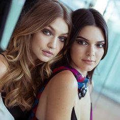 Gigi and Kendall ♥♥