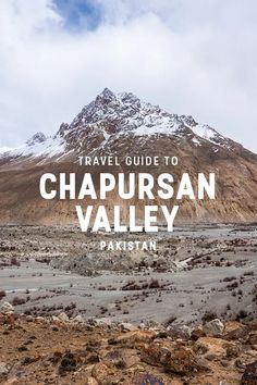 Want to travel to one of the most remote valleys in Pakistan? This Chapursan Valley travel guide has everything you need to know, including how to get to Chapursan by public or private transportation, where to stay in Chapursan Valley, things to do in Chapursan Valley, and more.