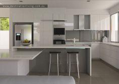 Destination Living - Luxury Modern Kitchens