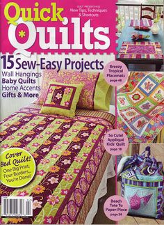 Quick Quilts 102 - Lita Z - Picasa Webalbumok