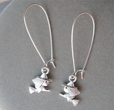 $7.00.  HALLOWEEN OFFICE JEWELRY earrings.  These will be my office costume.  Love.  :)