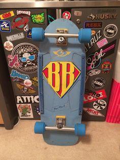 Brad Bowman SuperMan Sims Deck!