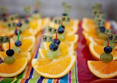Pin for Later: Aarg! 34 Pirate Treasure Treats That Are Perfect For Talk Like a Pirate Day Fruity Boats