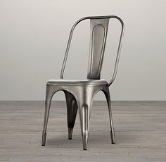 """Remy Side Chair Restoration Hardware $99  Overall: 20""""W x 17""""D x 37""""H"""
