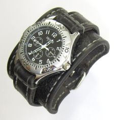 Mens Gift Leather Watch, Valentine Gift, Boyfriend Gift, Husband Gift, Brother Gift,  Gift for Men, Father Watch