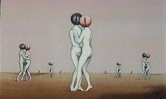 La planète sauvage - El planeta salvaje. Francia. René Laloux 1973