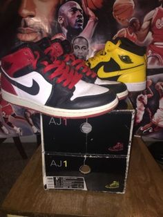 pretty nice a1ccc 6f6ed Men Air Jordan Old Love New Love 1s Sz8.5