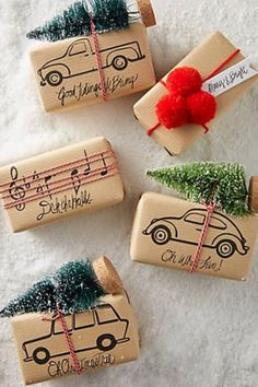 Christmas presents wrapped in sweet sugar! - Christmas presents wrapped in sweet sugar! Christmas Gift Wrapping, Diy Christmas Gifts, Winter Christmas, Holiday Gifts, Christmas Holidays, Christmas Decorations, Christmas Ideas, Christmas Budget, Christmas Soap
