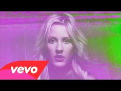 """Ellie Goulding's latest video for """"Goodness Gracious"""" it's neon perfection!"""