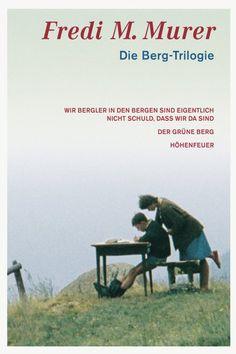 Die Berg Trilogie - DVD Bergen, Film Academy, Fiction Film, German Language, Booklet, Films, Movies, 75th Birthday, Culture