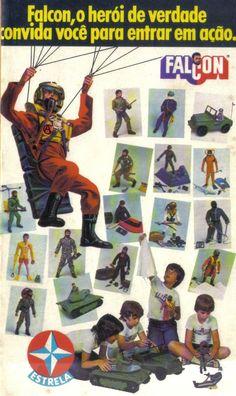 Falcon, o herói de verdade - Estrela (1977)