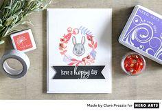 Hoppy Day by Clare Prezzia