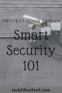 Learn the basics and get inspired by this simple home automation diy idea. Smart home security is the easiest way to protect you and your family from intruders. Most of the smart security systems out there are compatible with Amazon Alexa and Google Assistant. Smart security products are much less expensive than third party companies and the products allow total control from wherever you are in the world! | smart security system | home automation | home automation ideas | DIY | system | Security Products, Security Systems, Smart Home Security, Being In The World, Third Party, Home Automation, Simple House, Your Family, Inspired