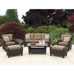 Kingsley 6-piece Deep Seating Set