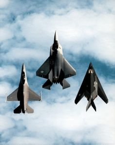 General Dynamics F-16 Fighting Falcon, Lockheed Martin F-22 Raptor and Lockheed…