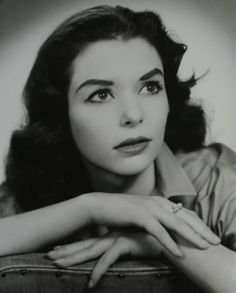Susan Strasberg, 1950s.