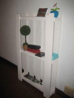 un palet reciclado Filing Cabinet, Storage, Furniture, Home Decor, Upcycling, Purse Storage, Decoration Home, Room Decor, Larger
