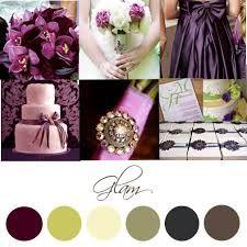eggplant wedding - Google Search