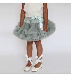 Metal Tutu Skirt