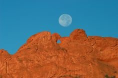 Kissing Camels, Garden of the Gods. CO