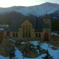 Church on a Rock