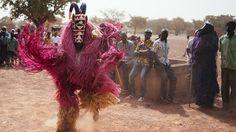 In Burkina Faso: FESTIMA, a festival of African masks