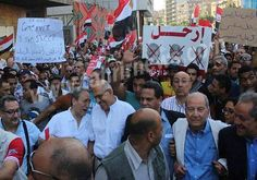 A walk to tahrir - 3 July 2013