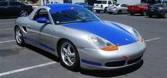 1999 Porsche Boxster Spec Racing Car