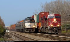 RailPictures.Net Photo: CP 8891 Canadian Pacific Railway GE ES44AC at Libertyville, Illinois by Nick Hart