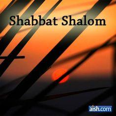 Shabbat Shalom from Aish.com! We wish you a wonderful weekend!  Shabbat Inspiration --> http://www.aish.com/sh/?s=fb