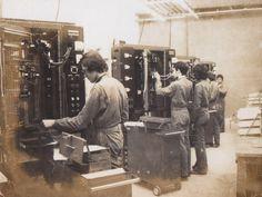 D'autres apprentis de lAFORP-Yvel. (archives AFORP)