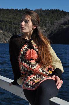 telar y crochet grany
