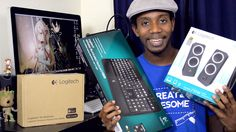 Logitech Product Haul Video! I'm reviewing some Logitech Products here on the channel recently they sent some Logitech gear over and I also have purchased some things myself to share with you.  My Logitech Gear Currently: Logitech MX Master Mouse http://amzn.to/227Sm6Q Logitech K800 Wireless Keyboard http://amzn.to/227RtuY Logitech Wireless Headset http://amzn.to/227RqPF Logitech C920 Webcam http://amzn.to/1I9opwv Logitech Presenter R800 http://amzn.to/227St2g Logitech Z200 Speakers…