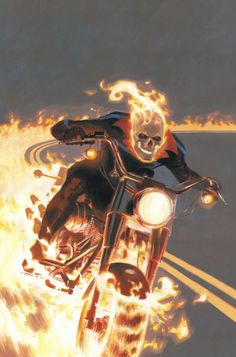 Browse the Marvel Comics issue Mythos: Ghost Rider Learn where to read it, and check out the comic's cover art, variants, writers, & more! Ghost Rider 2007, Ghost Rider Marvel, Marvel Comic Character, Marvel Characters, Marvel Art, Marvel Heroes, Captain Marvel, Ghost Rider Tattoo, Ghost Raider